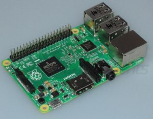 Raspberry Pi 2 Model B (1Gb)