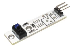 Датчик линии TCRT5000 аналоговый - Купить в магазине УмныеЭлементы - smartelements.ru - Google Chrome