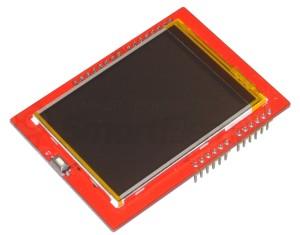 TFT LCD 2,4 дисплей - Купить в магазине УмныеЭлементы - smartelements.ru - Google Chrome